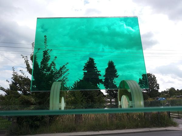 Стекло RainbowGlass, Hotglass, остекление фасадов