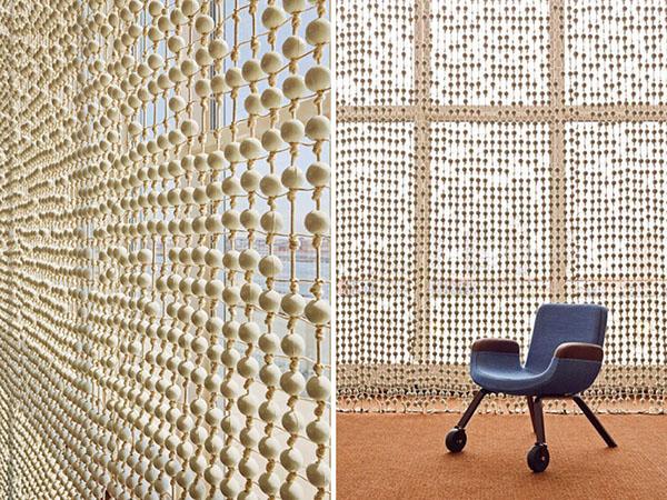 Уникальные шторы ручной работы, ООН