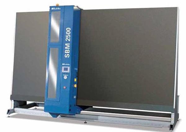 Пескоструйные камеры SBM, Bohle, пескоструйная обработка стекла