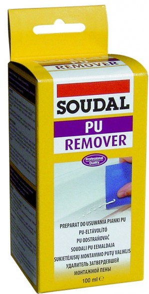 ���������� ��������� ���� PU Remover,Soudal