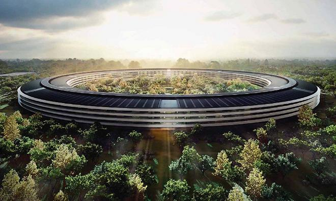 фото: офис высокотехнологичной мечты