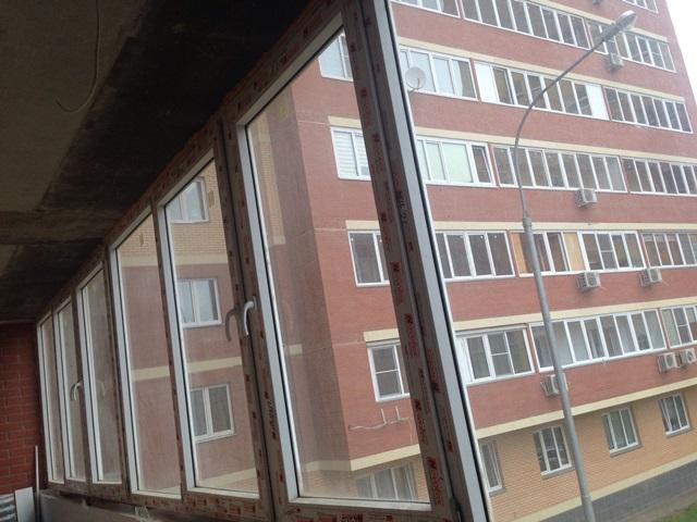 алюминиевые окна, РУСАЛ