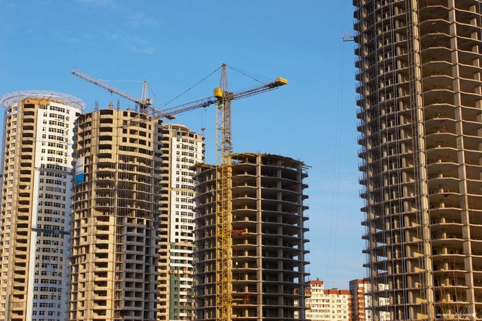 комплексное строительство жилых домов