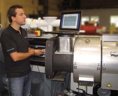 оборудование для экструзии ПВХ профиля, Battenfeld-Cincinnati