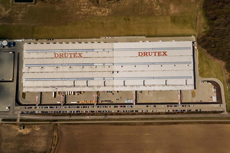 Европейский центр окон и дверей DRUTEX, производство ПВХ окон