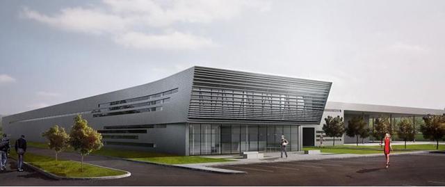 Польский производитель ПВХ окон Domel строит новую штаб-квартиру