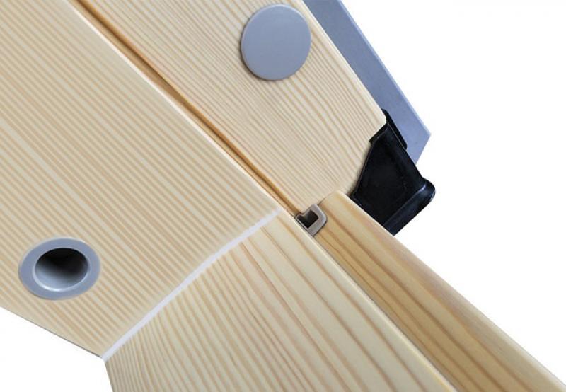 Инновационная технология для мансардных окон из дерева внедрена FAKRO