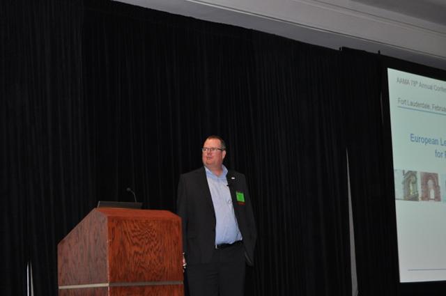Фрэнк Кус (Frank Koos), генеральный секретарь EuroWindoor
