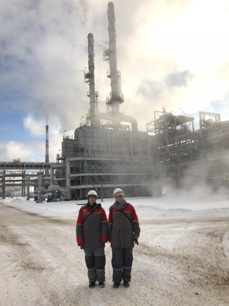Производство ПВХ – репортаж с завода РусВинил