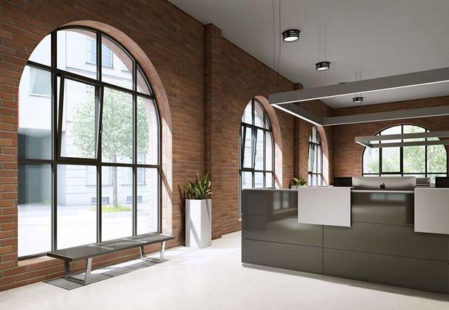 Самые изящные «тёплые» алюминиевые окна MB-SLIMLINE, Aluprof