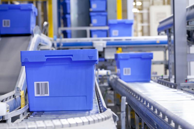 Marcopol, производитель крепежа для окон и дверей, система складирования Schaefer Carousel System (SCS)