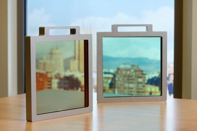 жидкокристаллические окна, Мерк, LC Window technology