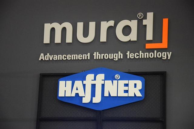 MURAT, производство оборудования Haffner, оборудование для изготовления ПВХ окон