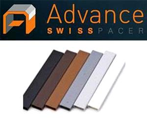 Saint-Gobain, дистанционная рамка для стеклопакетов SWISSPACER® ADVANCE