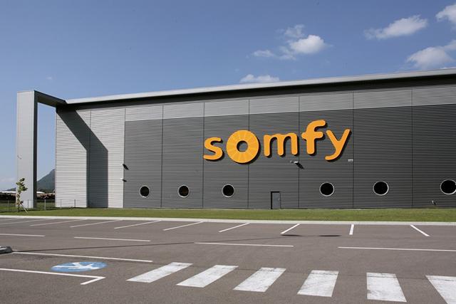 Центр исследований и инноваций Somfy, производитель интеллектуальных устройств для управления системами солнцезащиты на окнах
