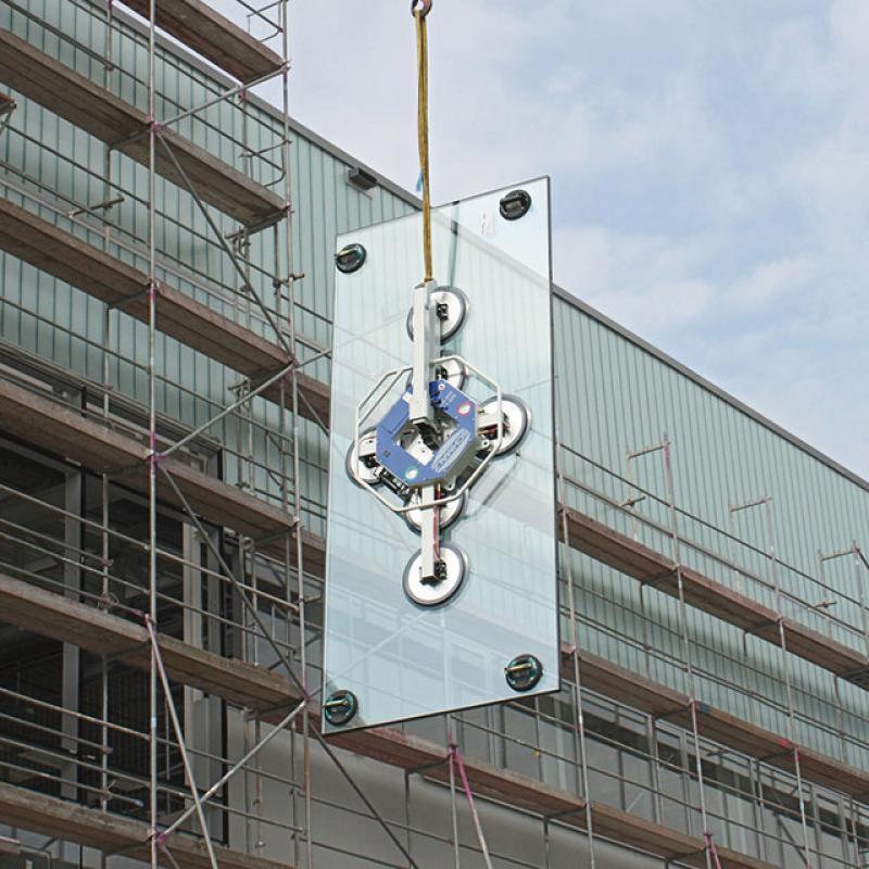 Вакуумный подъёмник для внешних работ по остеклению VacuMaster Glass, Schmalz (Шмальц)