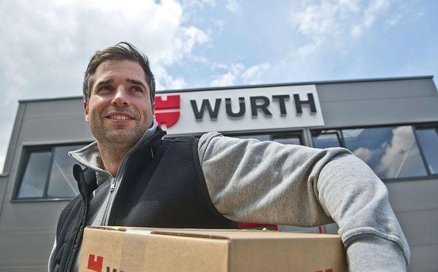 монтажные и крепёжные материалы, Wurth Group