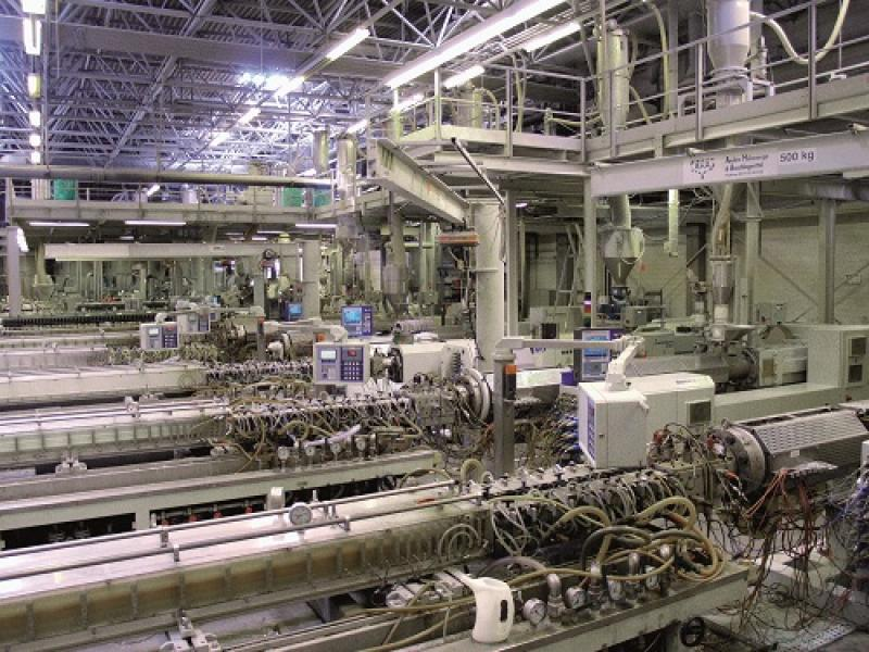 Производство profine  Group в Берлине глазами ОКНА МЕДИА (часть 1)