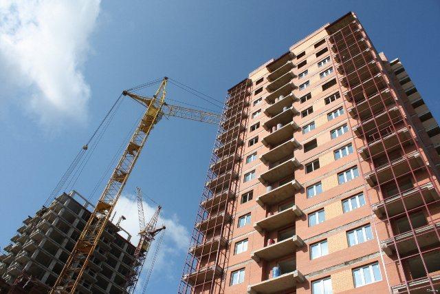 окна для объектного строительства, строительство