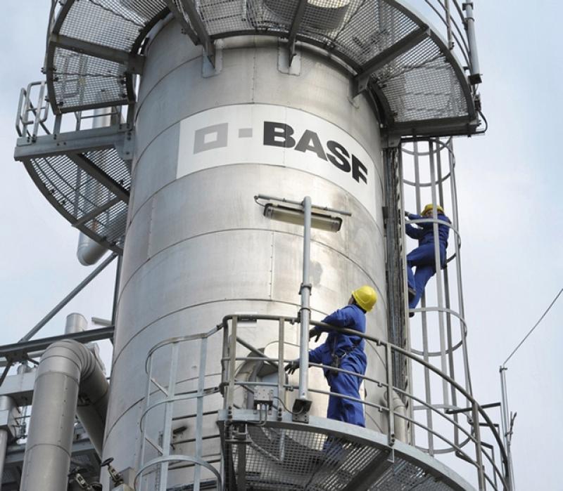 Концерн BASF, бизнес промышленных покрытий подразделения Coatings division, AkzoNobel