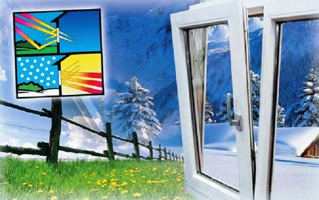 энергосберегающие окна, энергоэффективность
