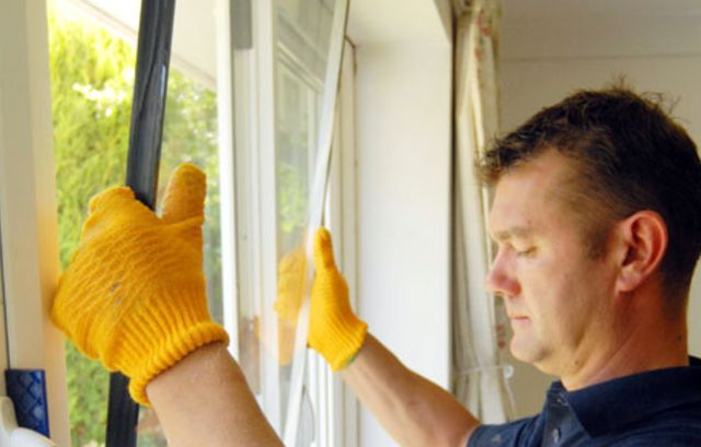 Монтаж ПВХ окон, качество установки пластиковых окон