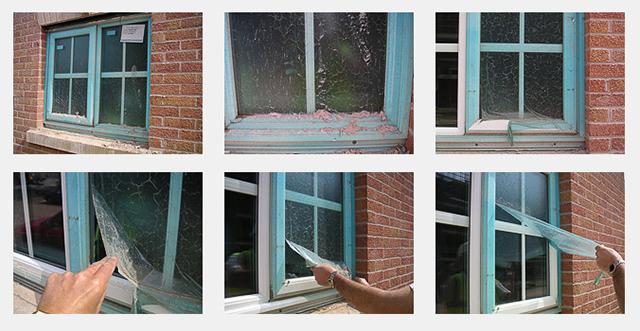 Особенности защиты пластиковых окон во время ремонта