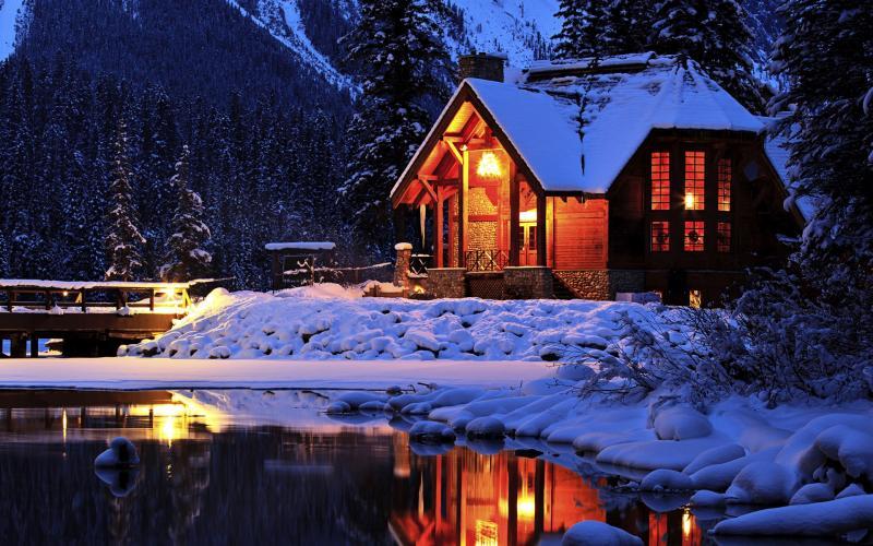 фото: доброта, любовь, тепло домашнего очага, свет в окнах – вот главные приметы настоящего праздника