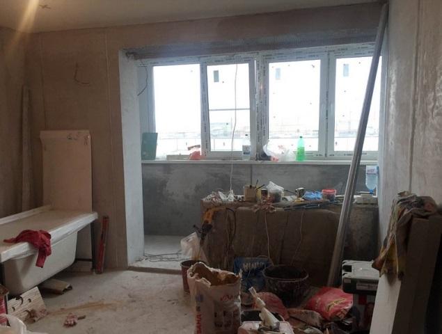 демонтаж балконной двери, демонтаж оконно-дверного блока