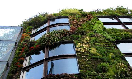 Экологичное здание