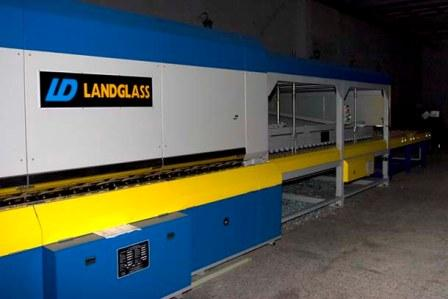 ���� ��� ������� ������,  Glaston, Landglass