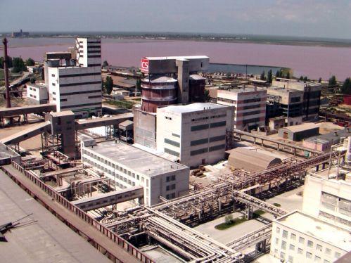 Завод «Крымский титан» - крупнейший производитель TiO2 в Восточной Европе