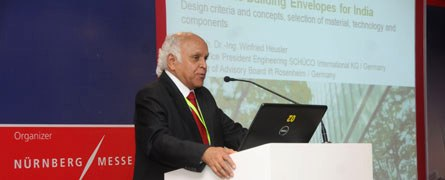 Выставка Fensterbau / frontale India 2012