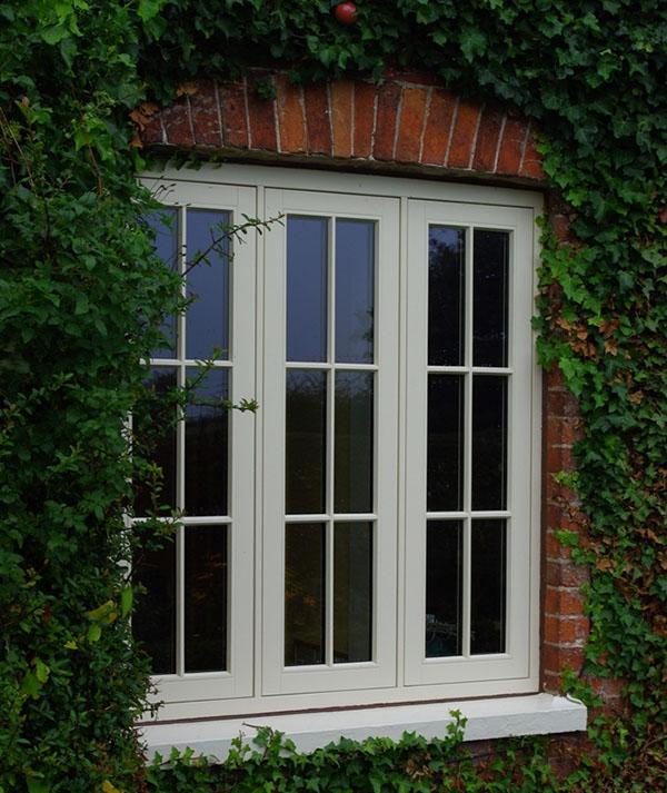 Деревянные окна на базе Accoya ® Wood, Accsys Technologies