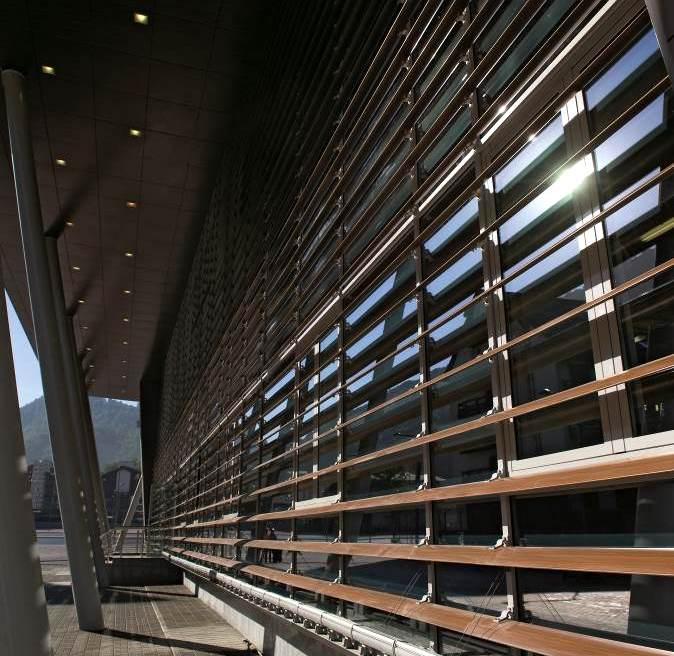 Остекление фасадов, WICONA, НПО Мостовик, Алютерра, алюминиевые окна