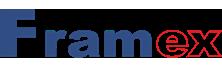 Алюминиевые декоративные накладки для ПВХ окон, ТМ Framex