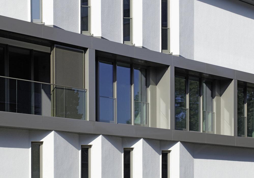 Алюминиевые окна, мансардные окна, фасадные окна, Hybrid House
