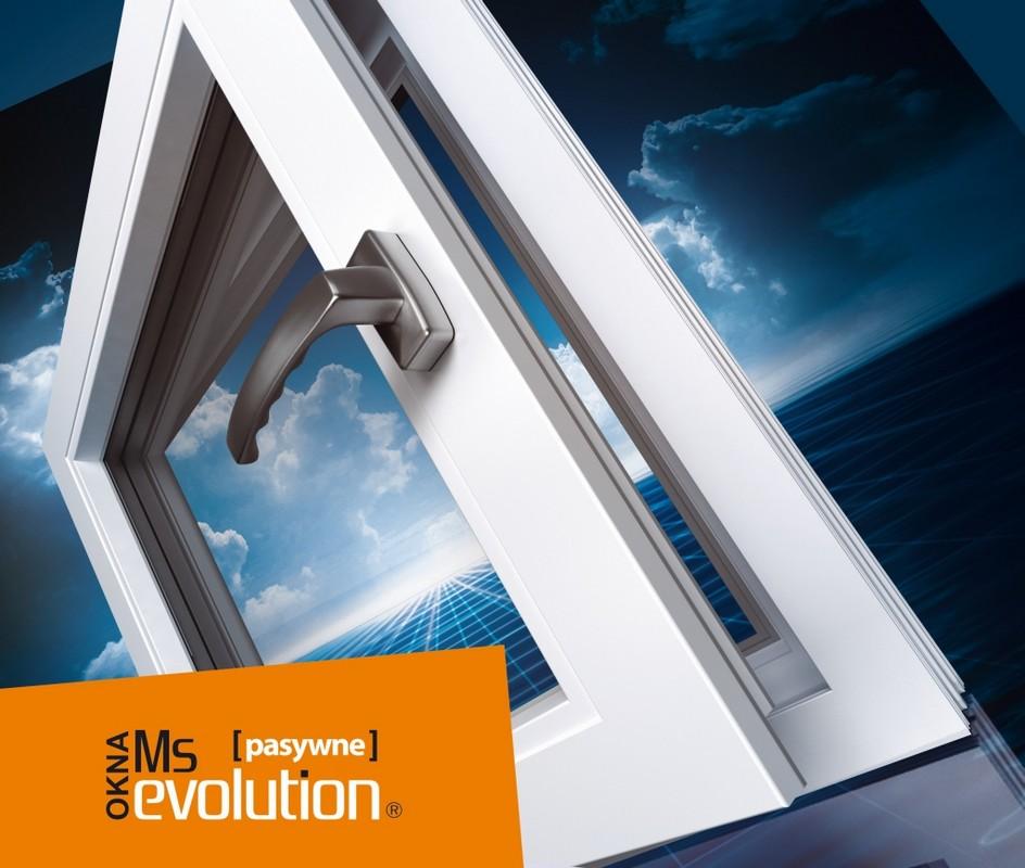 Энергоэффективное окно MS evolution, ift Rosenheim, MS więcej niż OKNA