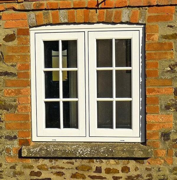 ПВХ окно Residence 9, исторические окна, деревянные окна, Dekko Windows