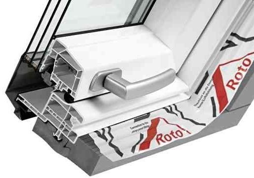 мансардные окна, Roto blueTec, Roto blueTec Plus