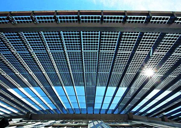 Фотоэлектрические системы Schüco BIPV, окна, остекление фасадов