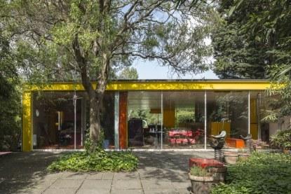 Стекло, стеклянный дом