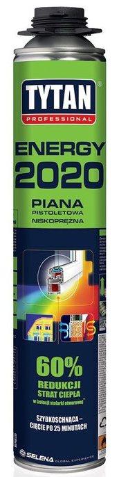 Монтажная пена Tytan Professional Energy 2020, Selena
