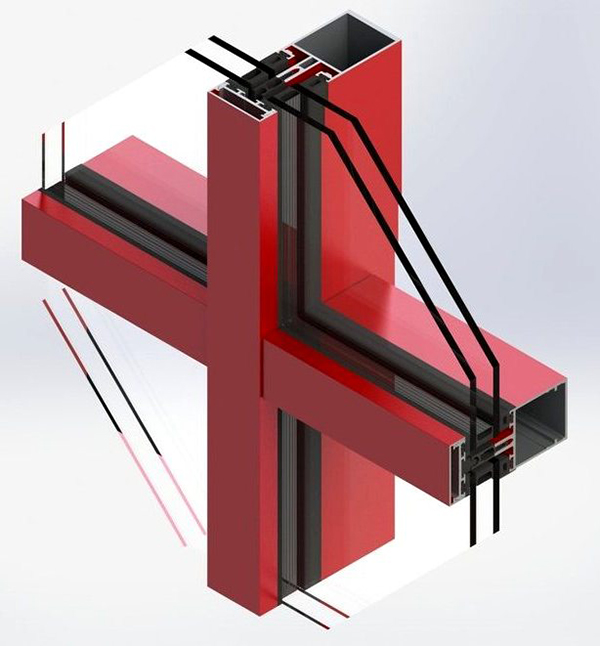 EXLABESA, Kaye Building Systems алюминиевые системы, алюминиевый профиль, алюминиевые окна