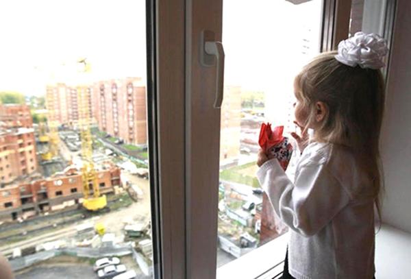 Детская безопасность в окнах