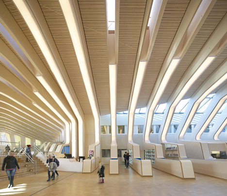 ������, ����, Vennesla Library and Cultural Centre