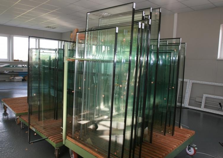 Лисичанский стеклозавод «Пролетарий», флоат стекло