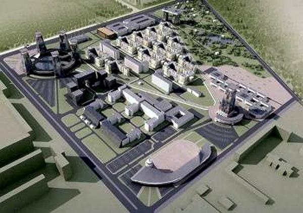 Производство пластиковых окон, индустриальный парк «Грозненский»