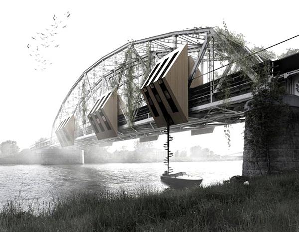 Мансардные окна FAKRO, Международный архитектурный конкурс NEW VISON OF THE LOFT