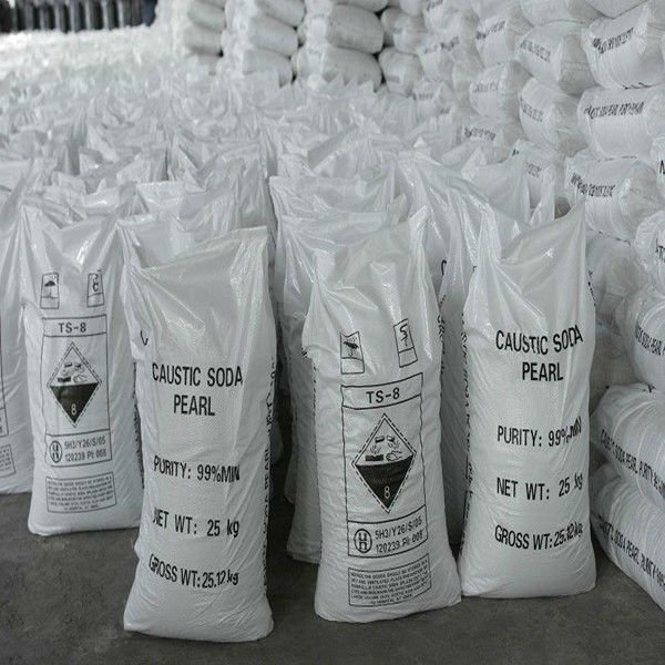 Уровень производства каустической соды вырос на 12,1%